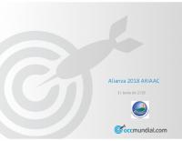 CONVENIO ARIAAC – OCCmundial